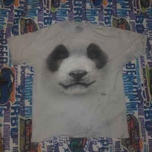Panda x 2013 The mountain tee sz XL